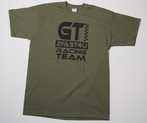 GTI 2FAST4U RACING TEAM T-Shirt